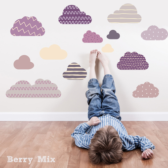 Fabric Wall Stickers