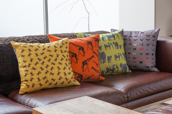 Space 1a Design Cushions