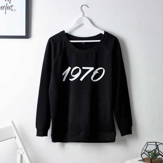 Suzy Q Designs Your Year Sweatshirt