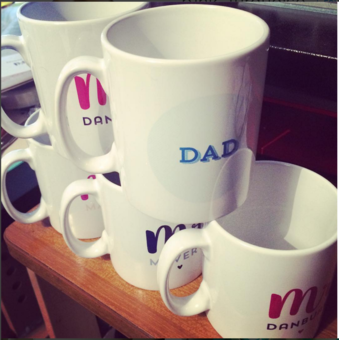 Some of our mugs
