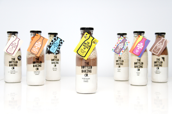 The Bottled Baking Co Spring Range