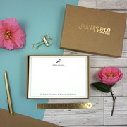 Jeeves & Co. Design Studio | British Birds Correspondence Cards