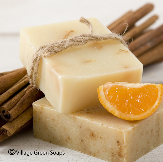 Village Green Soaps Natural Handmade Soap