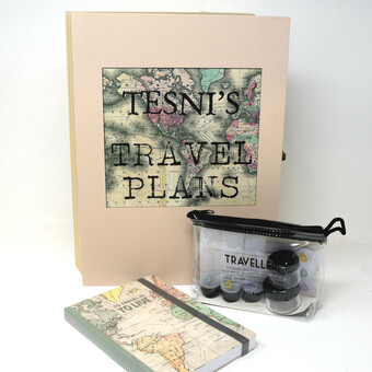 Travel Plans Box