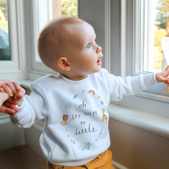 Personalised Baby Clothing from Ruby and Rafe