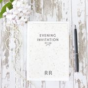 Tying the Knot Wedding Stationery