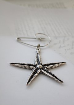 our star fish brooch