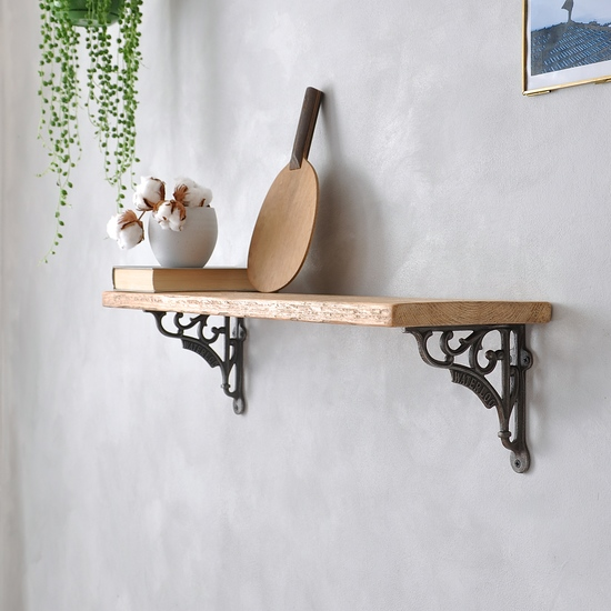 Reclaimed Wood Waterloo Shelf