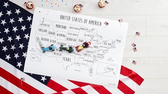 Louisa Elizabeth_Travel Map_United States of America