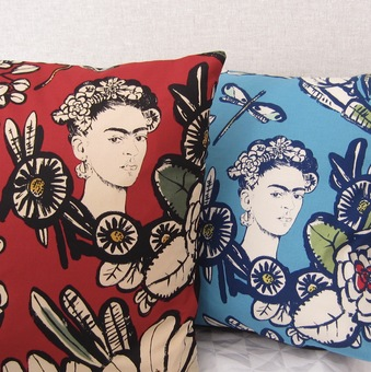 Frida Kahlo cushions