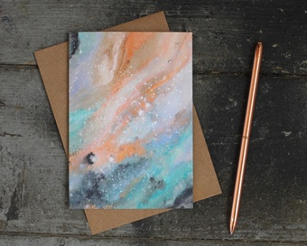 Luxury Marble Notecards