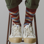 40 Colori - Made in Italy - Organic Cotton Socks with Hand Linked Toes