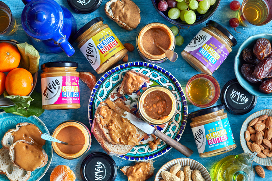 nut-butter-breakfast