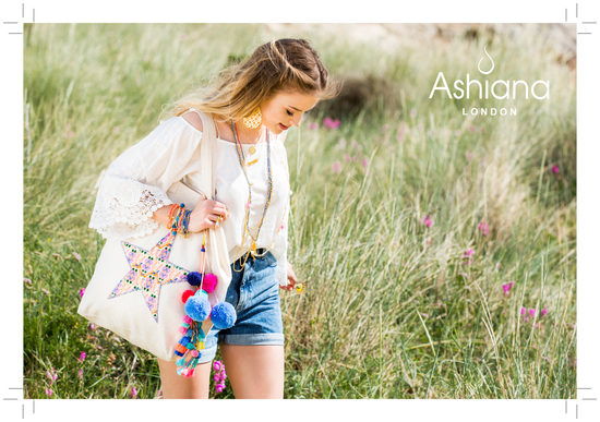 Ashiana London Handmade Jewellery and Travel Accessories