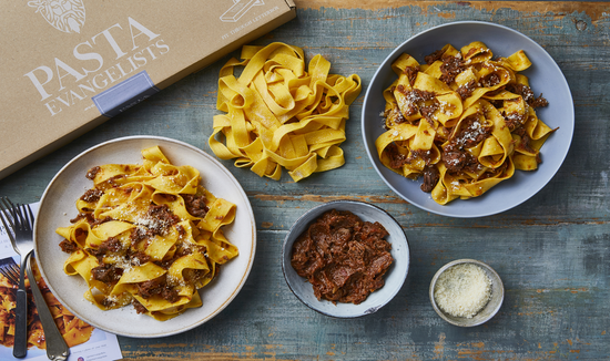 fresh pasta subscription gift box