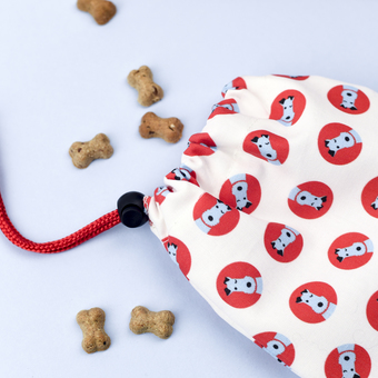 Treat Bag by Forever Foxed