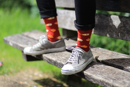 Moustard socks collection