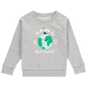 earth be kind to our planet sweatshirt