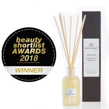 Beauty Shortlist Awards Winner 2018 - LImelight Reed Diffuser