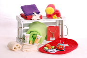 Mother and baby pamper hamper