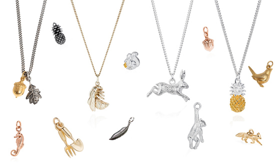 Joy Everley Charms and Necklaces