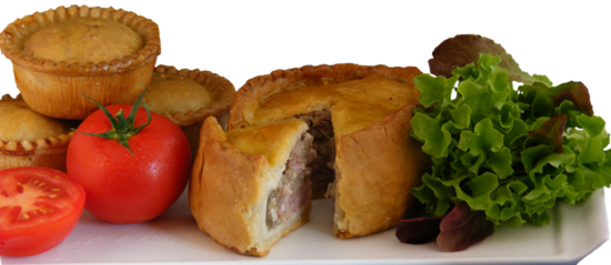 Eley's Pork Pie Display