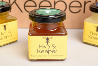 Hive & Keeper honey