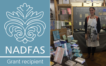 NADFAS (now The Arts Society) grant recipient