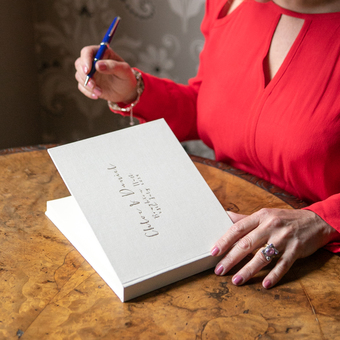 Personalised wedding stationery, perfect for creating a lasting impression on your special day