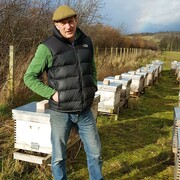 Raw British honey is nature's sweetener