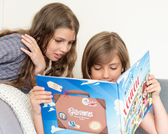 """It's ME!"" They'll love their very own story book - the perfect gift for kids!"