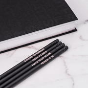 Hello Time Planner Premium Pencils