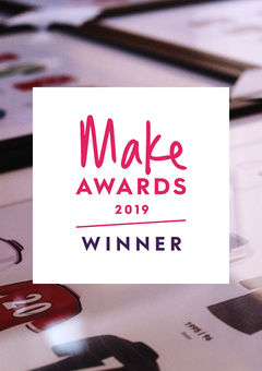 Make Awards 2019 Winner