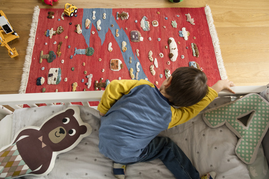 Handmade Rugs for Kids