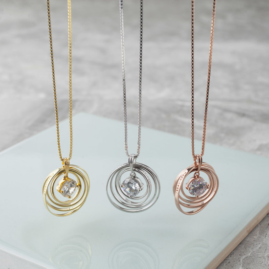 Trio of Synergy Necklaces