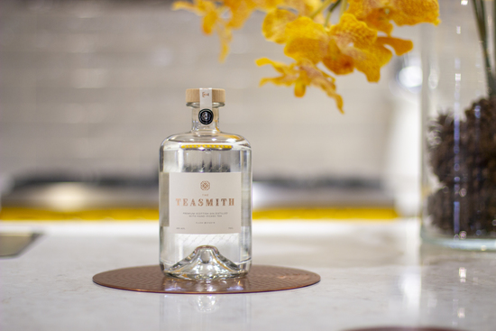 The Teasmith Scottish Gin