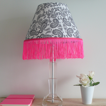 Pailsey Lampshade