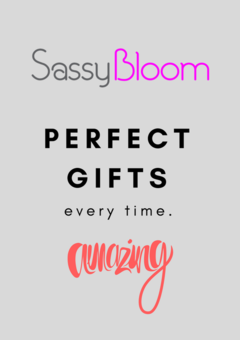 Sassy Bloom as seen on Dragons Den