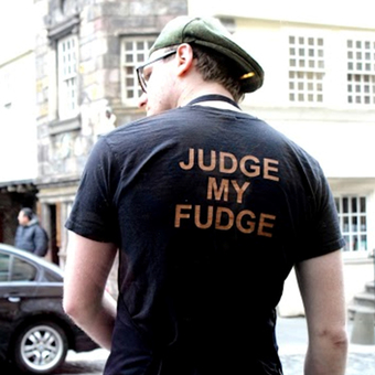 Judge my Fudge