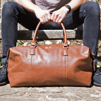 Personalisded Holdall