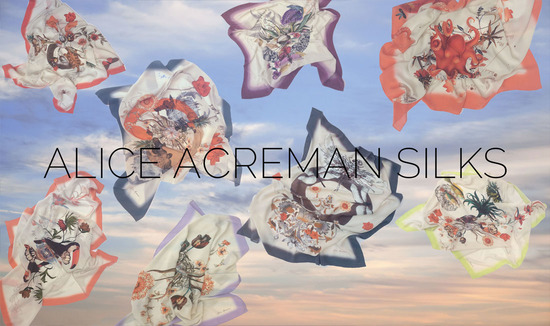 Alice Acreman Silks banner