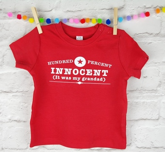innocent t shirt