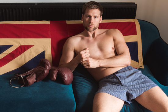British Boxers Knockout Nightwear and Underwear