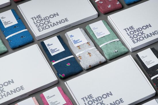 The London Sock Exchange – Family Photo