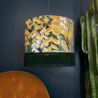 Signature Silhouette Lampshades Handmade By Love Frankie