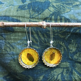 Blackberry Birch Earrings