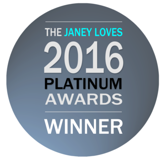 Janey Loves Platinum Award Winner