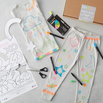 Design Your Own Organic PJS