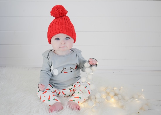 Baba+Boo Snowman Outfit