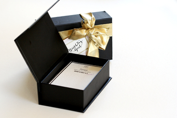 Cuff London Jewellery packaging